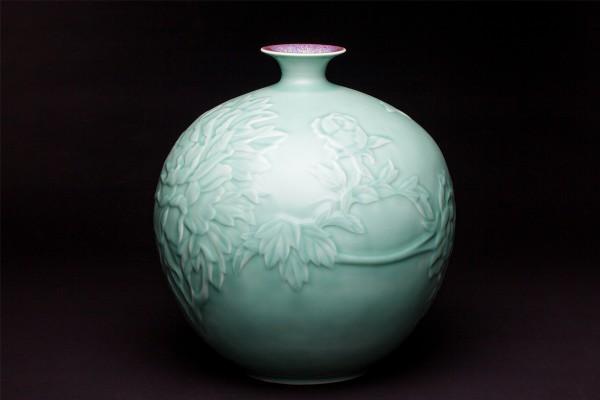 牡丹石榴瓶
